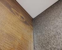 Примыкание потолка к стенам
